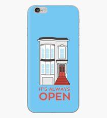 Fuller House - It's Always Open! iPhone Case