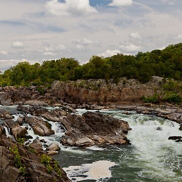 Great Falls National Park by jcmeyer