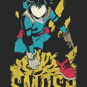 Deku - SMASH by samuelzadames