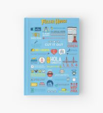 Fuller House Quotes Hardcover Journal