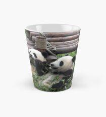 Young Giant Pandas Tall Mug