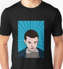 Eleven PopArt Style Movie Geek Unisex T-Shirt