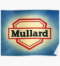 Mullard. Top Quality Tubes & Amps!  Poster