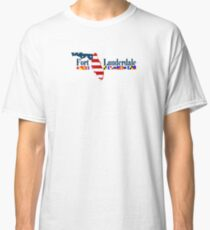 Fort Lauderdale. Classic T-Shirt