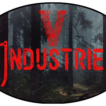 V industries red forest  by VIndustries
