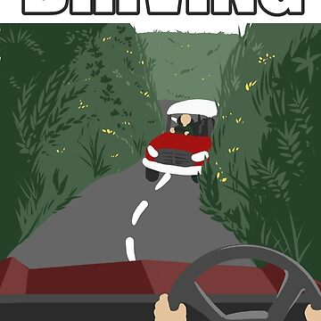 I survived Driving in the English Countryside by ninniku