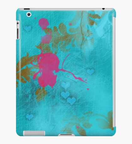 Pink elf in love iPad Case/Skin