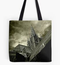 St Mary of the Angels - Standing Against Satan #1 Tote Bag