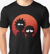 Get Schwifty  - Sunset Unisex T-Shirt