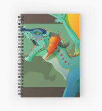 For the Glory Spiral Notebook