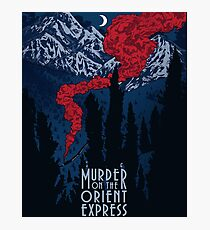 Murder On The Orient Express 2017 Photographic Print