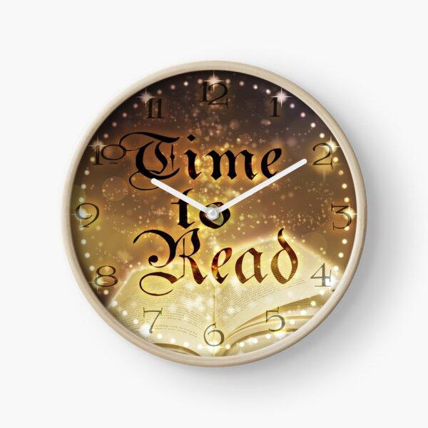 Tiempo para leer - Libro mágico Reloj de chispa Reloj