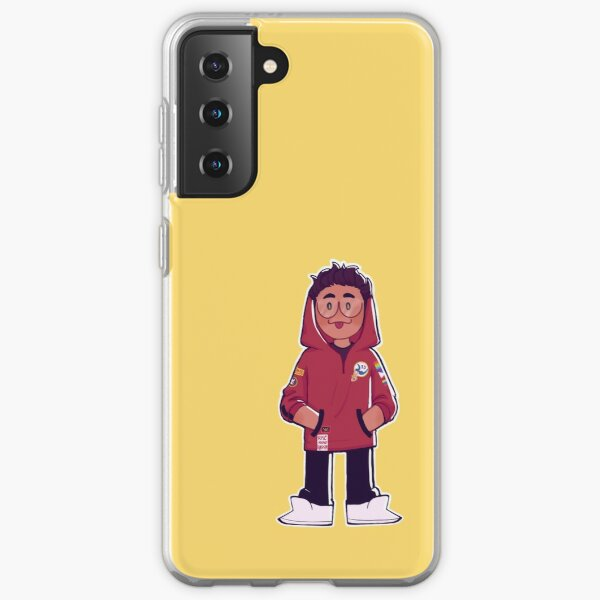 mini mike Samsung Galaxy Soft Case