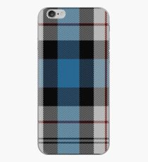 00482 Ferguson Dress Blue Dance Tartan  iPhone Case