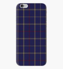 00470 Tattersall Blue Fashion Tartan  iPhone Case