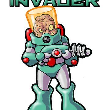 Invader by okumarts