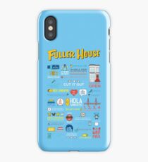 Fuller House Quotes iPhone Case/Skin