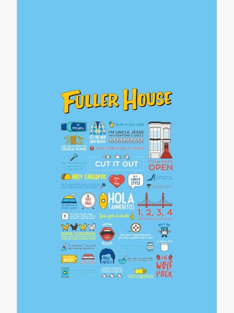 Cotizaciones de Fuller House de WhiteRabbitNZ