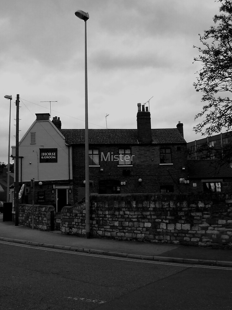 Horse & Groom, Lincoln by Mister