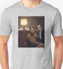 The Shining Dog Suit Unisex T-Shirt