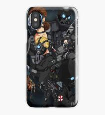 RE operation racoon city iPhone Case/Skin