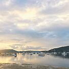 Hardy's Bay at sunset by karenanderson