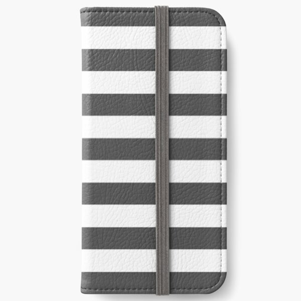 Gray Glory iPhone Wallet
