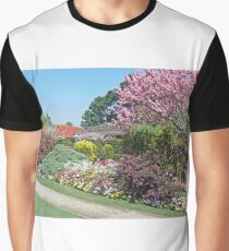 Toowoomba Garden 2 Graphic T-Shirt