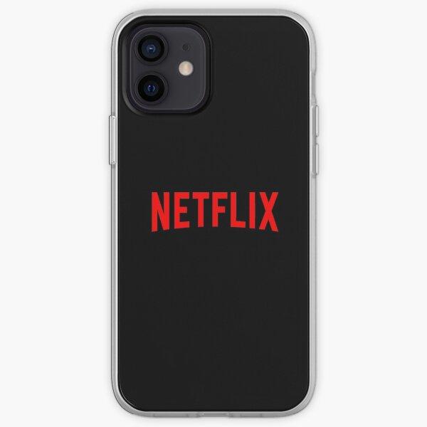 netflix Coque souple iPhone