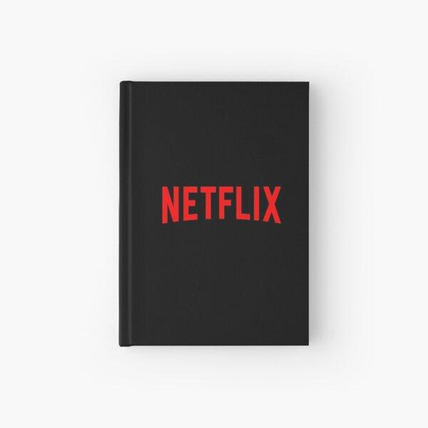 netflix Hardcover Journal
