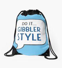 Fuller House - Do It Gibbler Style Drawstring Bag