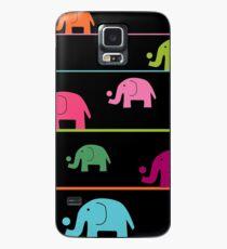 Elephant race Case/Skin for Samsung Galaxy