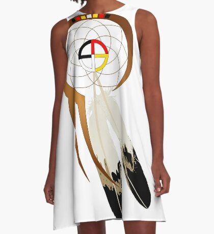Dream catcher  A-Line Dress
