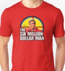 Six Million Dollar Man - Steve Austin T-Shirt