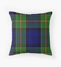 00580 Cusack Tartan  Throw Pillow