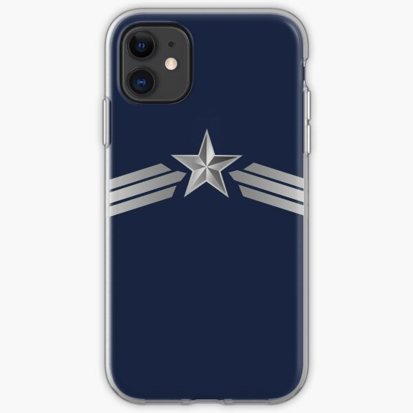 The First Avenger iPhone Soft Case