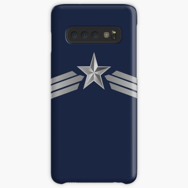 The First Avenger Samsung Galaxy Snap Case