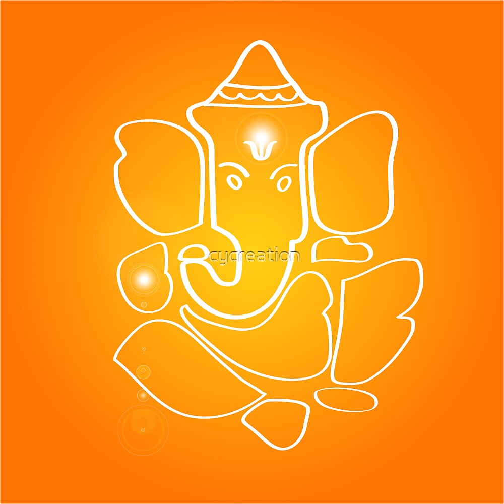 God Ganesha by cycreation