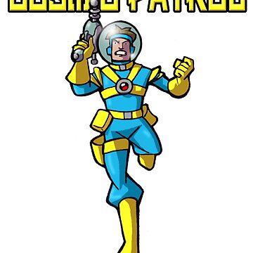 Cosmic Patrol by okumarts