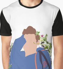 Flower Harry Graphic T-Shirt