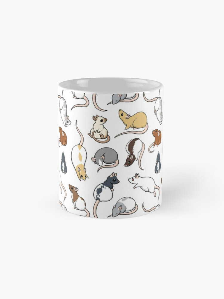 Alternate view of Rats Mug
