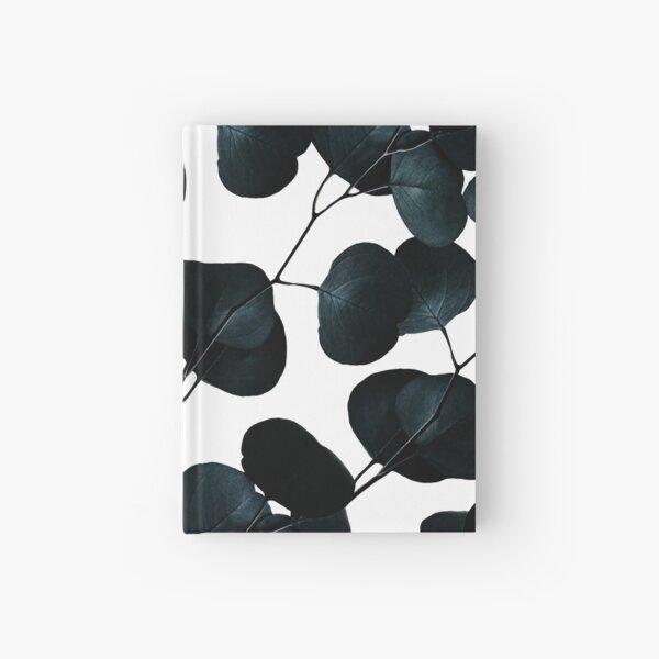 Dark Leaves #redbubble #artforsale Hardcover Journal