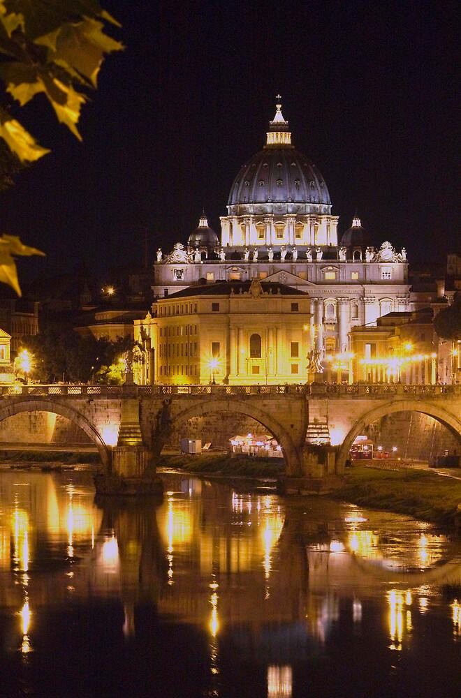 Vatican Nights by LeeMartinImages