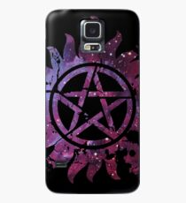 Supernatural Anti-Possession Galaxy Print Case/Skin for Samsung Galaxy