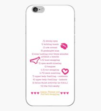 The Snogging Scale iPhone Case