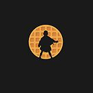 Eleven in a Waffle by Lucy Lier