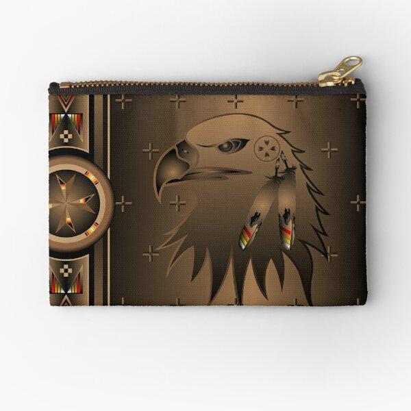 Eagle Nation Zipper Pouch