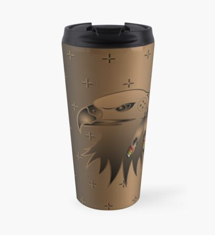 Eagle Nation Travel Mug