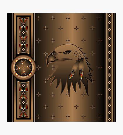 Eagle Nation Photographic Print