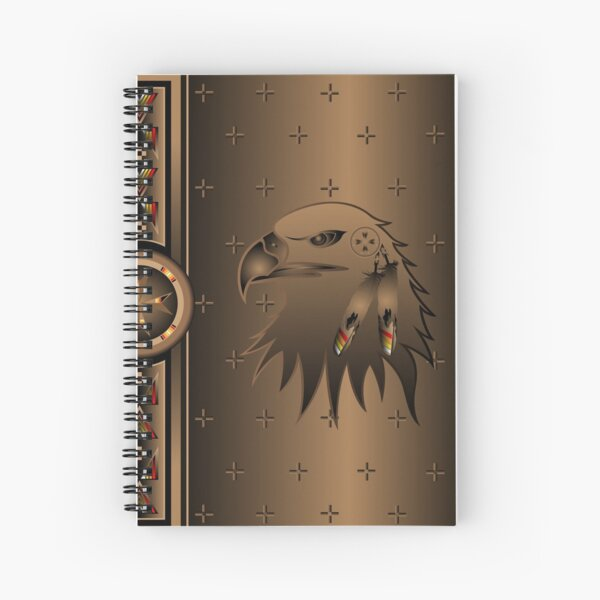 Eagle Nation Spiral Notebook